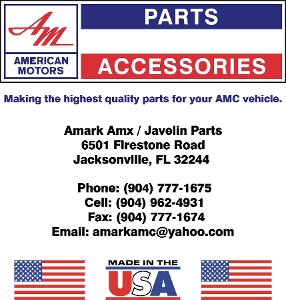 AMARK AMX / JAVELIN PARTS