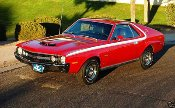 1970 AMC AMX Stripe Kit