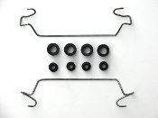 1971-74 AMC Javelin / AMX Front Caliper Hardware Kit