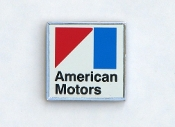 Late 1970-71 AMC Rear Emblem