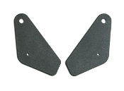 1969 AMC AMX / Javelin Platinum Inner Seat Hinge Covers