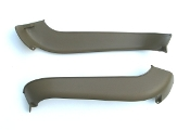 1970 AMC AMX / Javelin Long Lower Seat Trim Brown Left